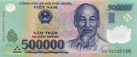 What currency does vietnam use